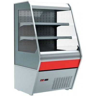 Горка холодильная Полюс ВХСп-0,7 Carboma Britany F13-07 (стеклопакет)