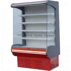 Горка холодильная Premier  ВВУП1-0,95ТУ Фортуна-1,3 (-2…+4) с выпаривателем