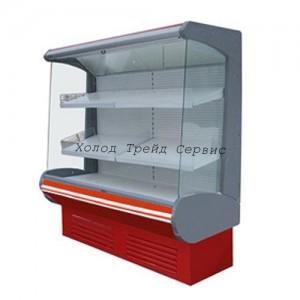 Горка холодильная Премьер ВВУП1-0,75ТУ Фортуна-1,0 (-2…+4)