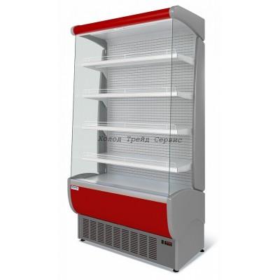 Горка холодильная МХМ Флоренция ВХСп-0,8