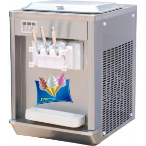 Фризер для мягкого мороженого Hualian Machinery HIM-03 (3 рожка)