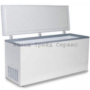 Морозильный ларь СНЕЖ МЛК-700 с глухой крышкой