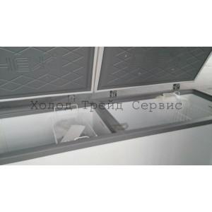 Морозильный ларь СНЕЖ МЛК-800 с глухой крышкой