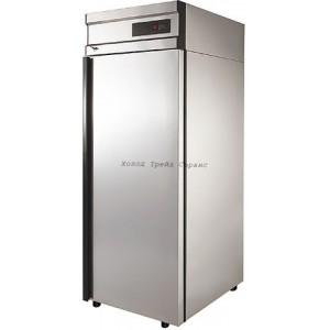 Морозильный шкаф Polair CB107-G (ШН-0.7) нерж