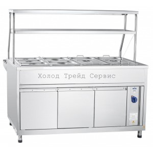 Мармит вторых блюд Abat Аста ПМЭС-70КМ-80