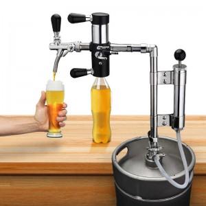 Пивное оборудование для розлива из кег