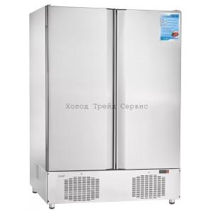 Холодильный шкаф Abat ШХс-1,4-03 (нерж.)