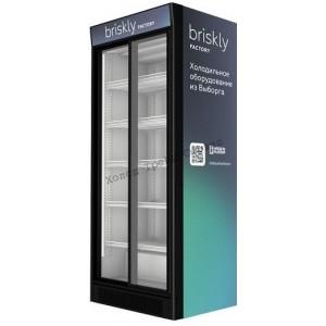 Холодильный шкаф Briskly 8 Slide AD/Linnafrost (купе)