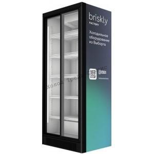 Холодильный шкаф Briskly 8 Slide/Linnafrost (купе)