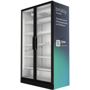 Холодильный шкаф Briskly R DOUBLE 8/Linnafrost