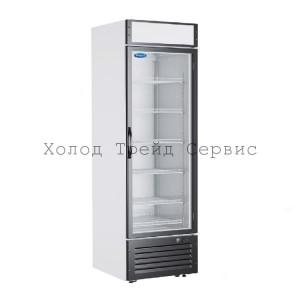 Морозильный шкаф МХМ Капри 0,5НСК (стеклянная дверь)
