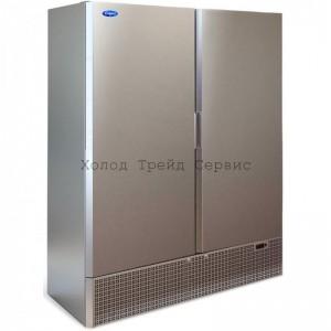 Холодильный шкаф МХМ Капри 1,5 М нерж.