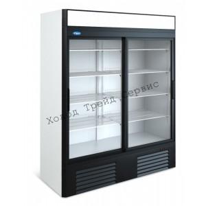 Холодильный шкаф МХМ Капри 1,5 СК купе, динамика
