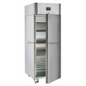 Холодильный шкаф Polair CV105-Gm нерж.