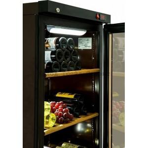 Монотемпературный винный шкаф Polair DW104u-Bravo