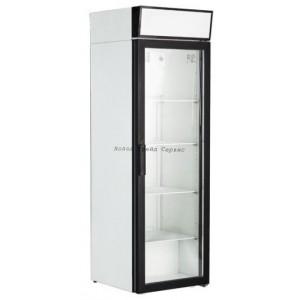 Холодильный шкаф Polair DP107-S (ШХ-0,7 ДСН) + замок