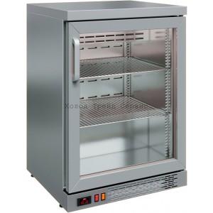 Барный холодильный шкаф Polair TD101-Grande (нерж.)