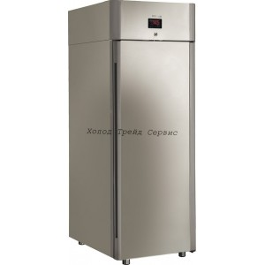 Морозильный шкаф Polair CВ107-Gm Alu