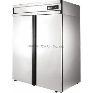 Комбинированный холодильный шкаф Polair CC214-S
