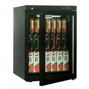 Барный холодильный шкаф Polair DM102-Bravo (чёрный)