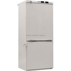 Холодильник комбинированный лабораторный POZIS ХЛ-250 метал. двери