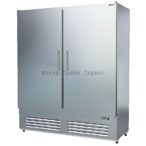 Холодильный шкаф Премьер ШВУП1ТУ-1,4 М (В, 0…+8) нерж. сталь