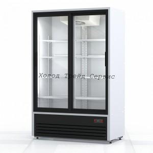 Холодильный шкаф Премьер с дверьми-купе ШВУП1ТУ-0.8 К (В, +1... +10)