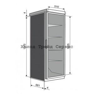 Холодильный шкаф Snaige CD 350-1221