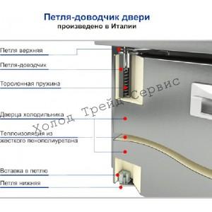 Стол открытый с охлаждаемой столешницей Hicold SO-10/6