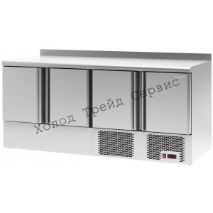 Морозильный стол Polair TBi4GN-G серии Grande