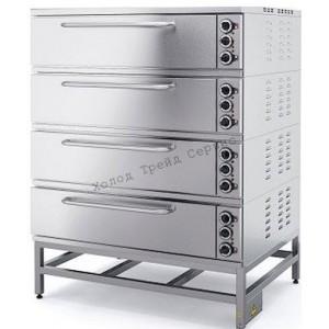 Шкаф пекарный МХМ электрический четырехсекционный ШПЭ104