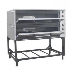 Шкаф жарочно-пекарский 2-секционный ЭШП-2с(у) (нерж)