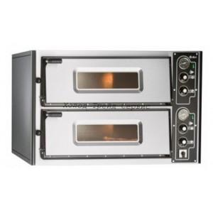 Печь для пиццы Abat ПЭП-4х2 двухярусовая