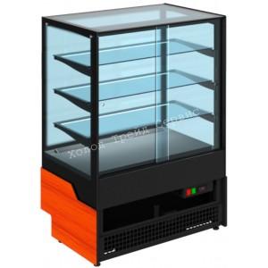 Витрина кондитерская Cryspi Adagio Classic LED