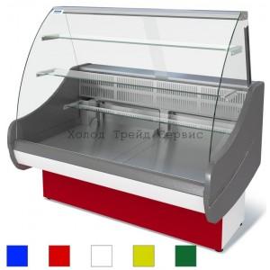 Витрина холодильная Таир ВХСд-1,5 (кондитерская)