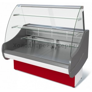 Витрина холодильная Таир ВХСд-1,2 (кондитерская)