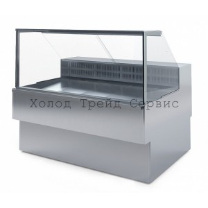 Витрина холодильная МХМ Илеть ВХС-1,2 Cube (статика)