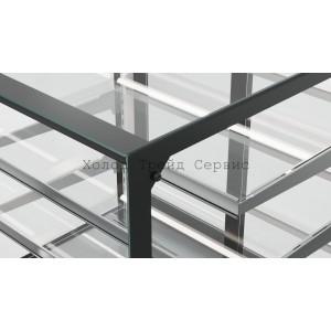 Кондитерская витрина Carboma COSMO KC71-110 VV 1,2-1 9005