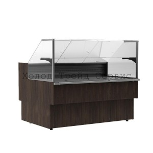 Витрина холодильная Carboma GC110 SM 2,0-1 (ВХС-2,0 GC110) (статика)