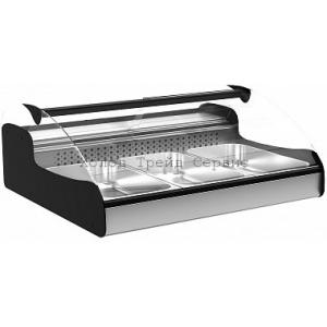 Витрина холодильная настольная Полюс А89 SV 1,0-1 (ВХСр-1,0 Арго XL ТЕХНО)