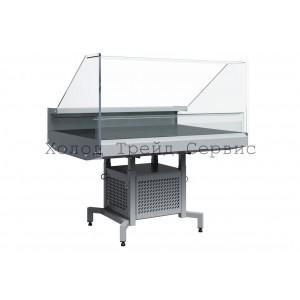 Холодильная витрина Полюс PF11-13 VM 1,25-2 9006 (FUDZI)