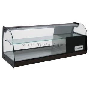 Настольная холодильная витрина Carboma A37 SM 1,0-11 (ВХСв-1,0 XL)