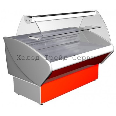 Холодильная витрина Полюс G85 SM 1,5-1 (ВХС-1,5 ЭКО)