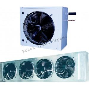 Сплит-система среднетемпературная Intercold МСМ 471