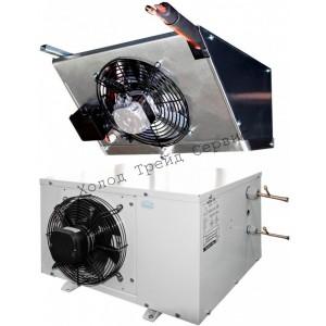 Сплит-система низкотемпературная Intercold LСМ 112 Evolution