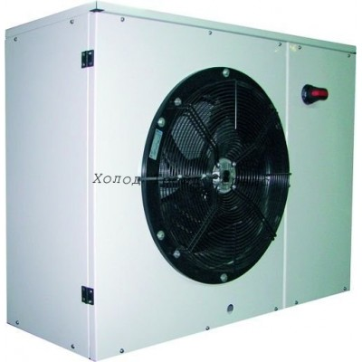 Агрегат компрессорный-конденсаторный среднетемпературный БКК ZB-15