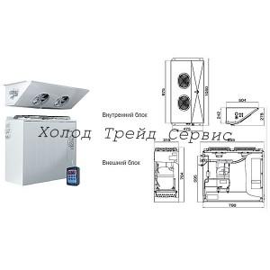 Сплит-система Polair SM 218 P (Professionale)