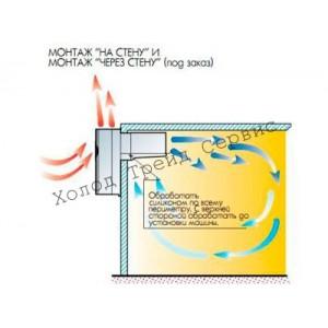 Моноблок среднетемпературный Zanotti MGM 213572F