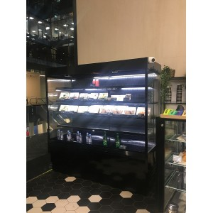 Холодильная горка Cryspi Solo 1250 (с боковинами)