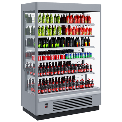Холодильная горка Polair Stretto 1250 M Plug-In